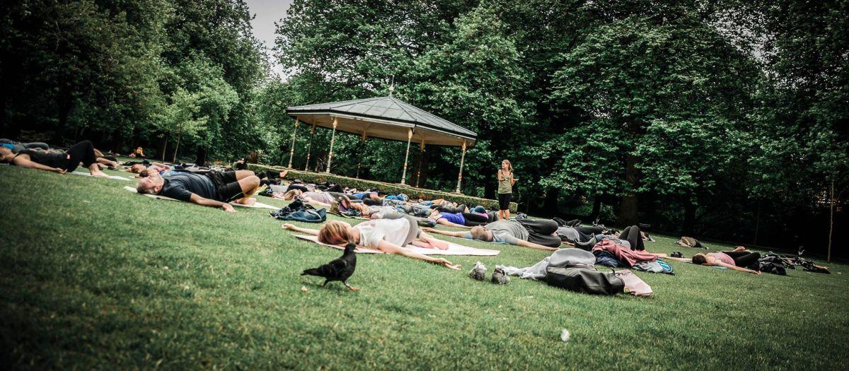 yoga in dublin